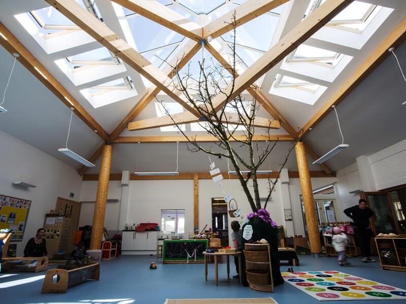 Boundstone Nursery
